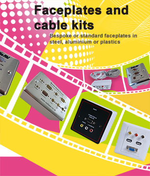 Edis Audio Visual - Cables, IT Cables, Cable Kits, Cable Connectors